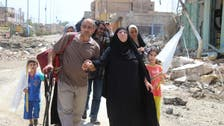ISIS uses 2,000 families in Iraq's Fallujah as 'human shields'