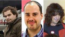 شام میں یرغمال تین ہسپانوی صحافی 10 ماہ بعد رہا