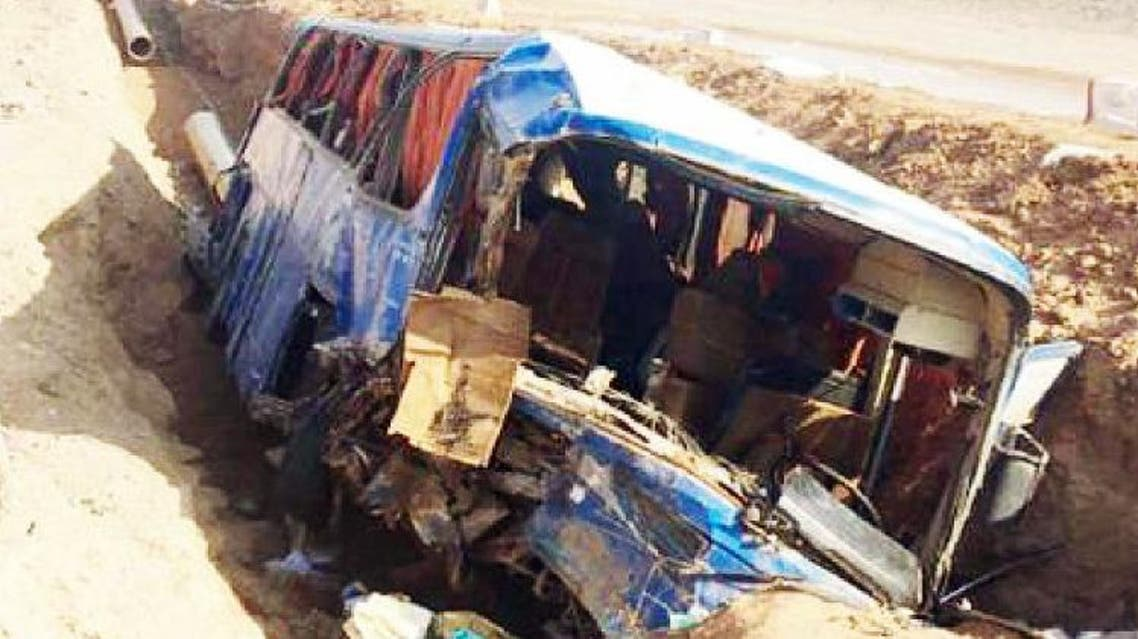 Reckless driving and the poor condition of roads are responsible for many crashes in Egypt. Dozens have been killed in a recent spate of rail and road crashes.. (Saudi Gazette)
