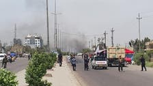 ISIS car bomb in eastern Iraq kills 12, sources say