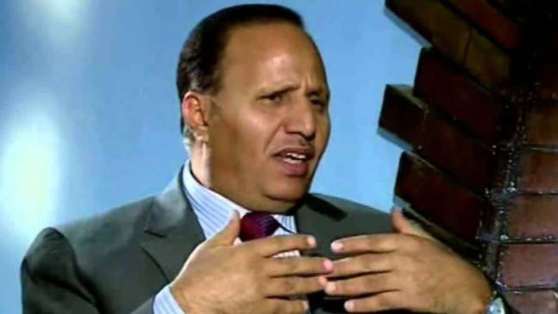 وزير الخدمة المدنية اليمني عبدالعزيز جباري