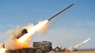 """التحالف يعترض صاروخا من اليمن.. ويعتبره """"تصعيدا خطيرا"""""""