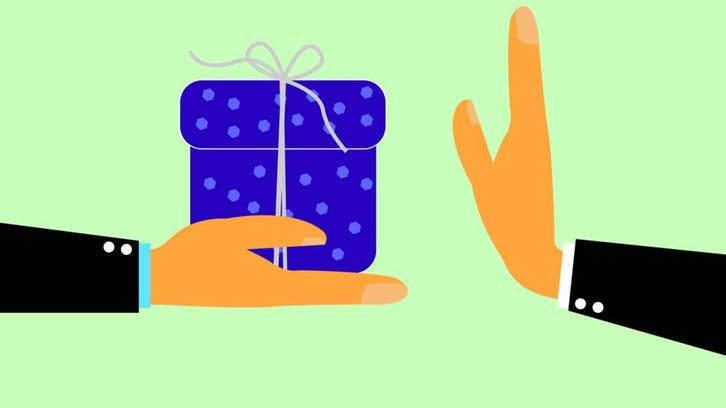 Pitch Perfect: So are PR gifts considered 'bribes?'