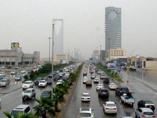 بالفيديو.. أمطار رعدية على مناطق كثيرة بالسعودية