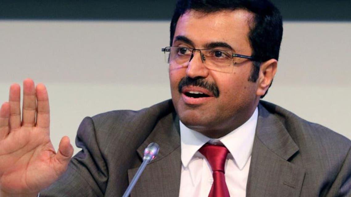 وزير الطاقة القطري محمد بن صالح السادة