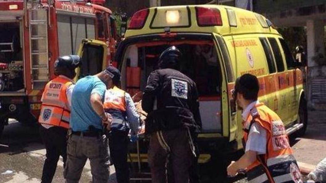 من عمليات طعن سابقة في القدس