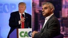 Trump: London mayor 'exception' to Muslim ban