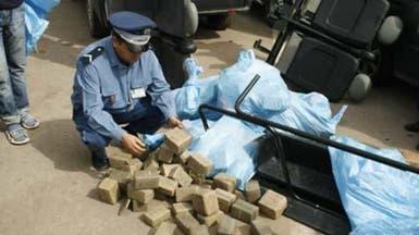 جمارك المغرب تحبط محاولة تهريب مخدرات قادمة من أوروبا