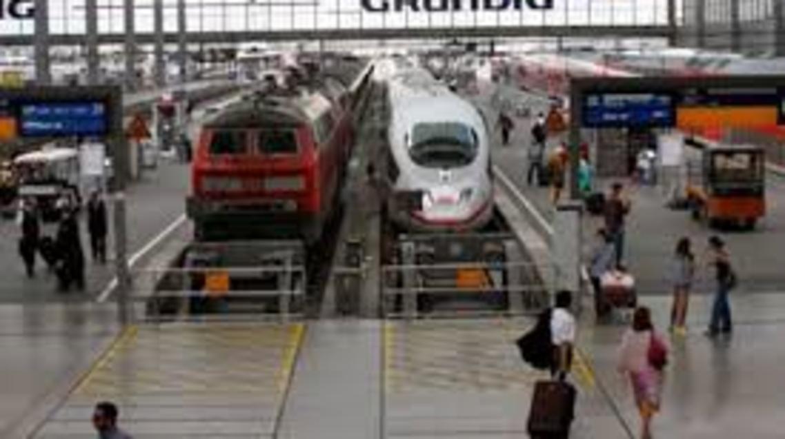 محطة قطار ميونيخ