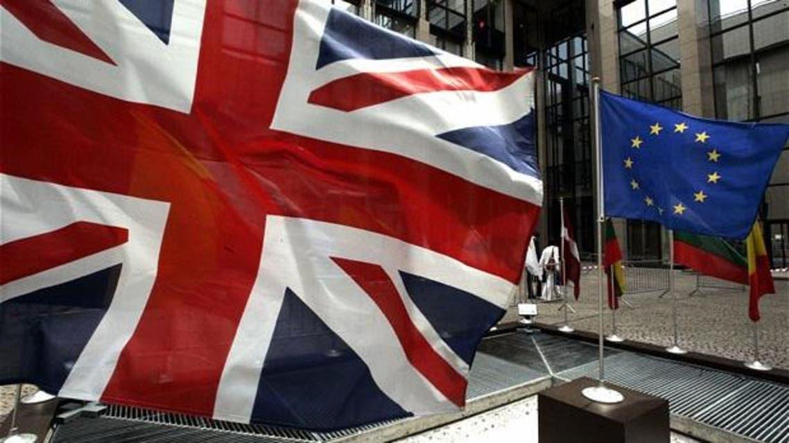 بريطانيا - الاتحاد الأوروبي