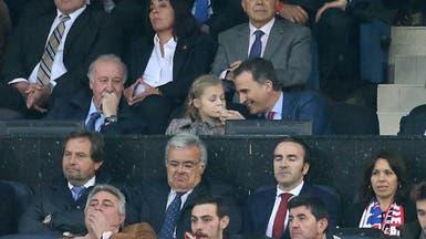 رئيس إشبيلية ينتقد ملك إسبانيا