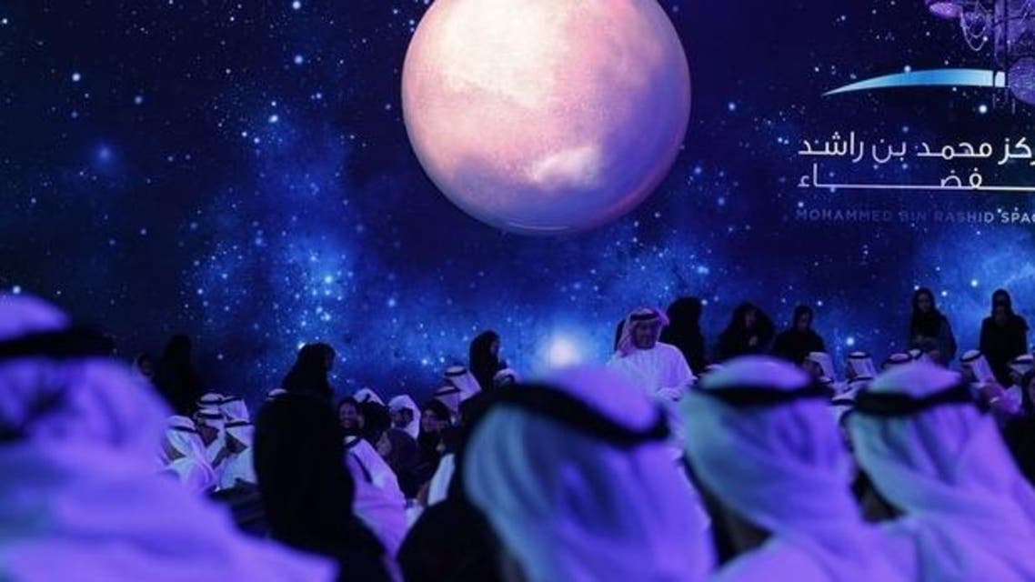 The United Arab Emirates hopes to reach Mars by the year 2020. (AFP)