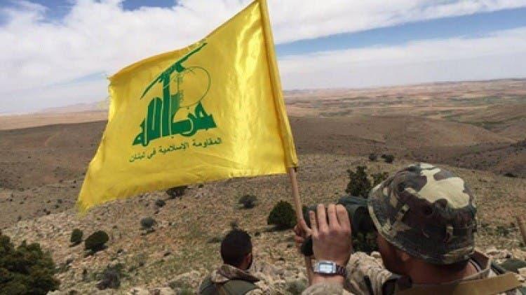 حزب الله على الحدود اللبنانية السورية