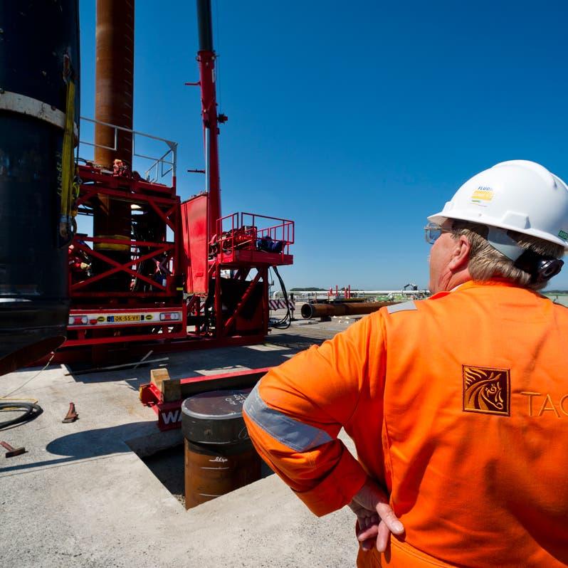 """""""طاقة"""" الإماراتية تبدأ بيع أصول النفط والغاز في بحر الشمال"""