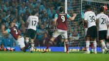 West Ham sink Man United in farewell thriller