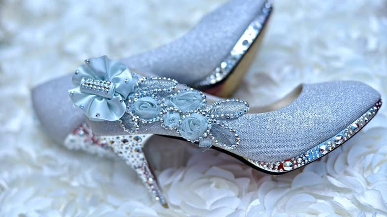 a7c3dd699014 Wedding planning  Your ultimate bridal shoe-shopping guide - Al ...