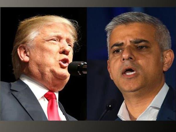 """عمدة لندن يرد على ترامب: """"جاهل بالإسلام"""""""