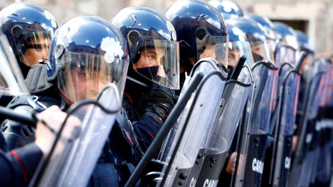 Italy has arrested 13 Somalis accused of being part of a network which held migrants hostage. (File photo: Reuters)