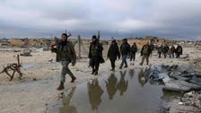 Syria army and rebels trade fire in Aleppo
