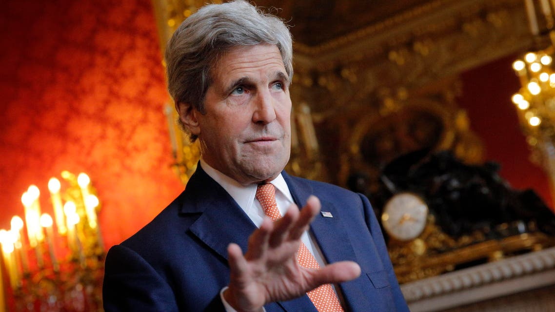 US Secretary of State Kerry was in Paris on Monday to see his counterpart Foreign Minister Jean-Marc Ayrault, and his deputy Antony Blinken was there again on Wednesday. (AP)