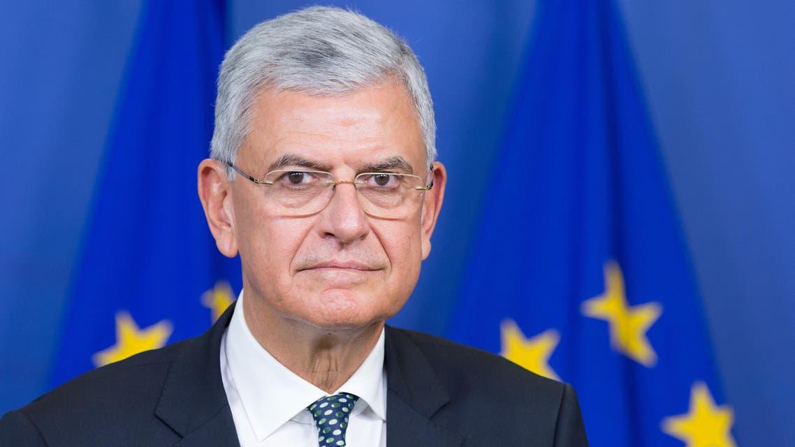 وزير شؤون الاتحاد الأوروبي التركي فولكان بوزقر