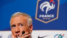 ديشان يعلن عن تشكيلة فرنسا لخوض كأس الأمم
