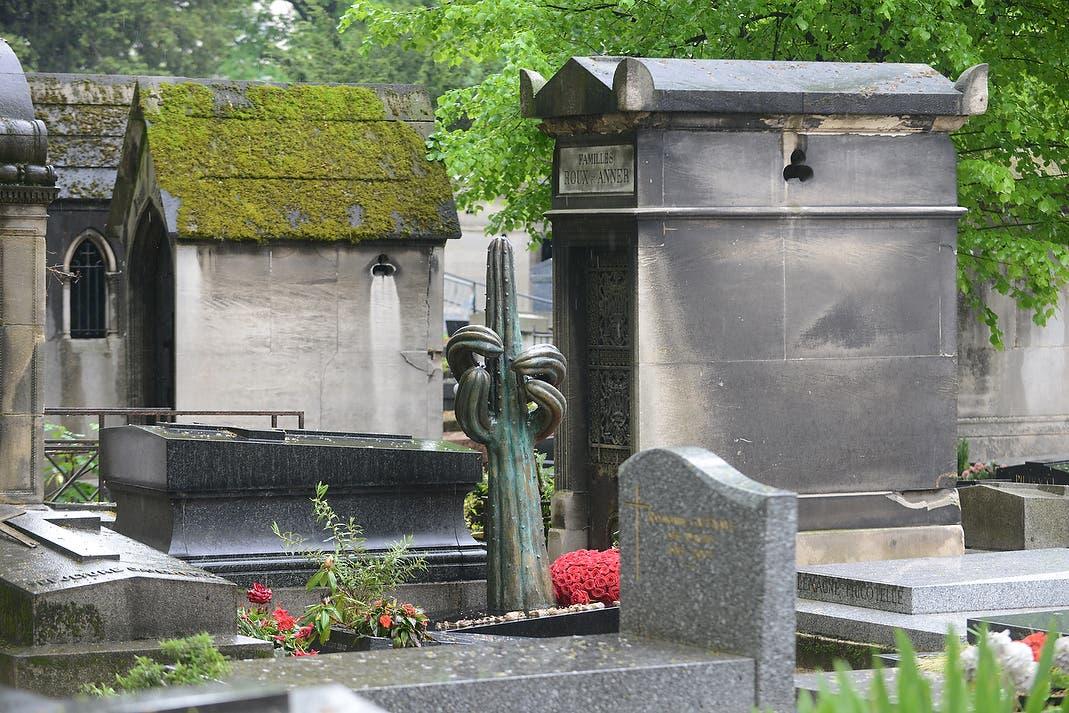 مقبرة الرسام