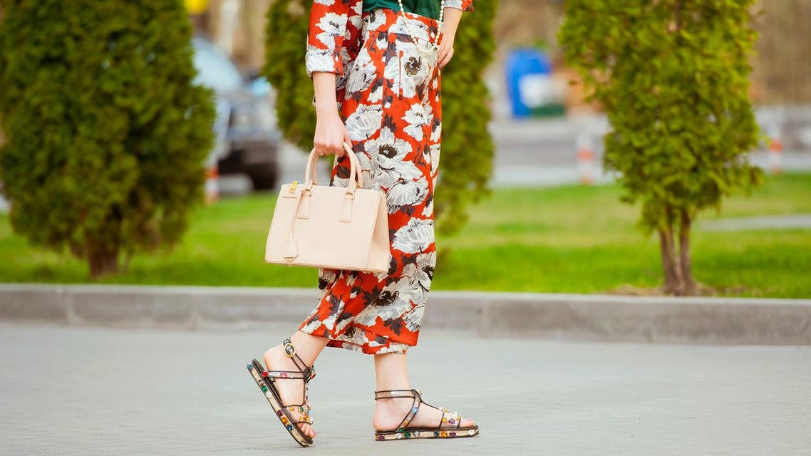 According to the New York, London, and Paris runways, sleepwear is apparently the new daywear. (Shutterstock)