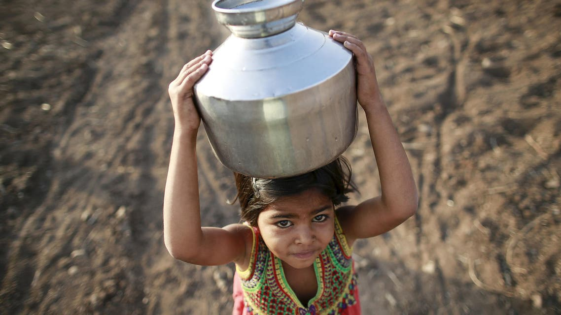 India's worst drought in decades