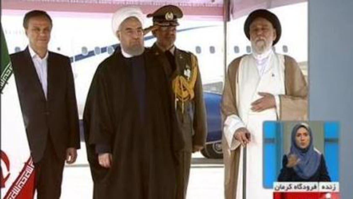 روحانی در کرمان