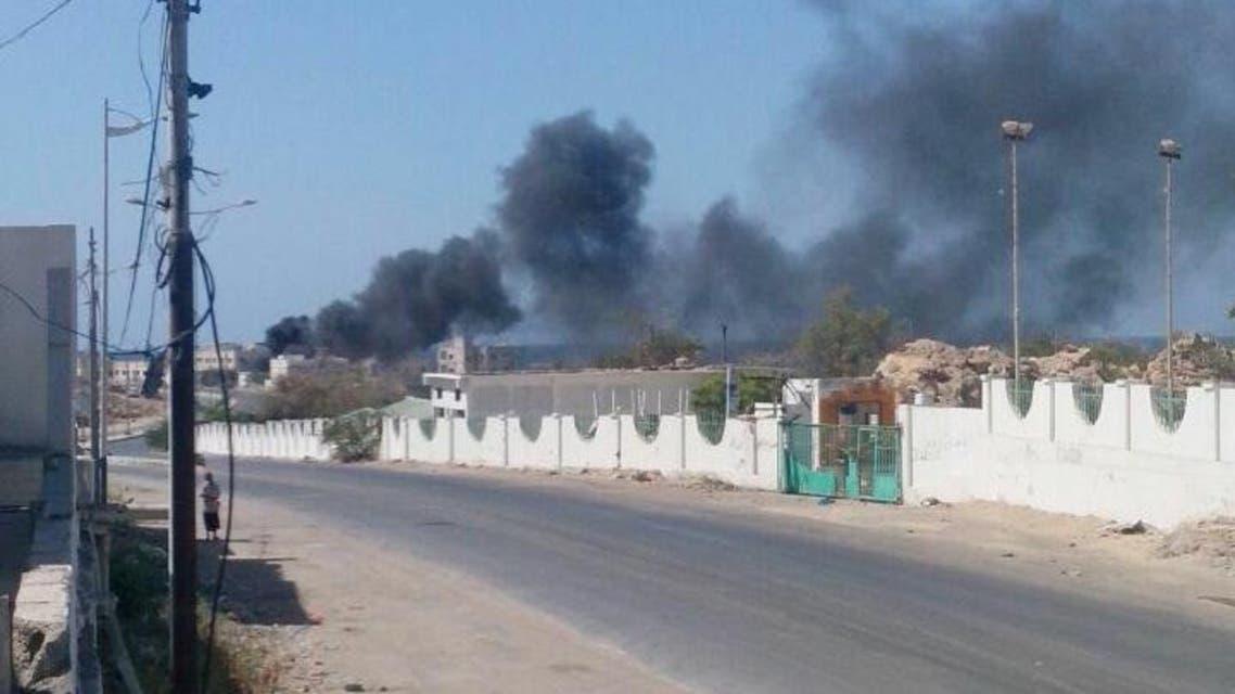 داعش المكلا تفجير 13 قتيلاً بهجمات ضد الجيش اليمني بالمكلا وداعش يتبنى