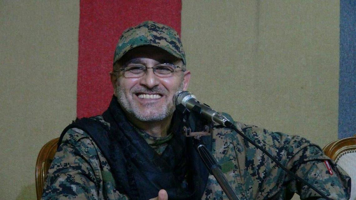 Top Hezbollah commander Mustafa Badreddine is seen in this handout picture released by Hezbollah Media office. (Reuters)