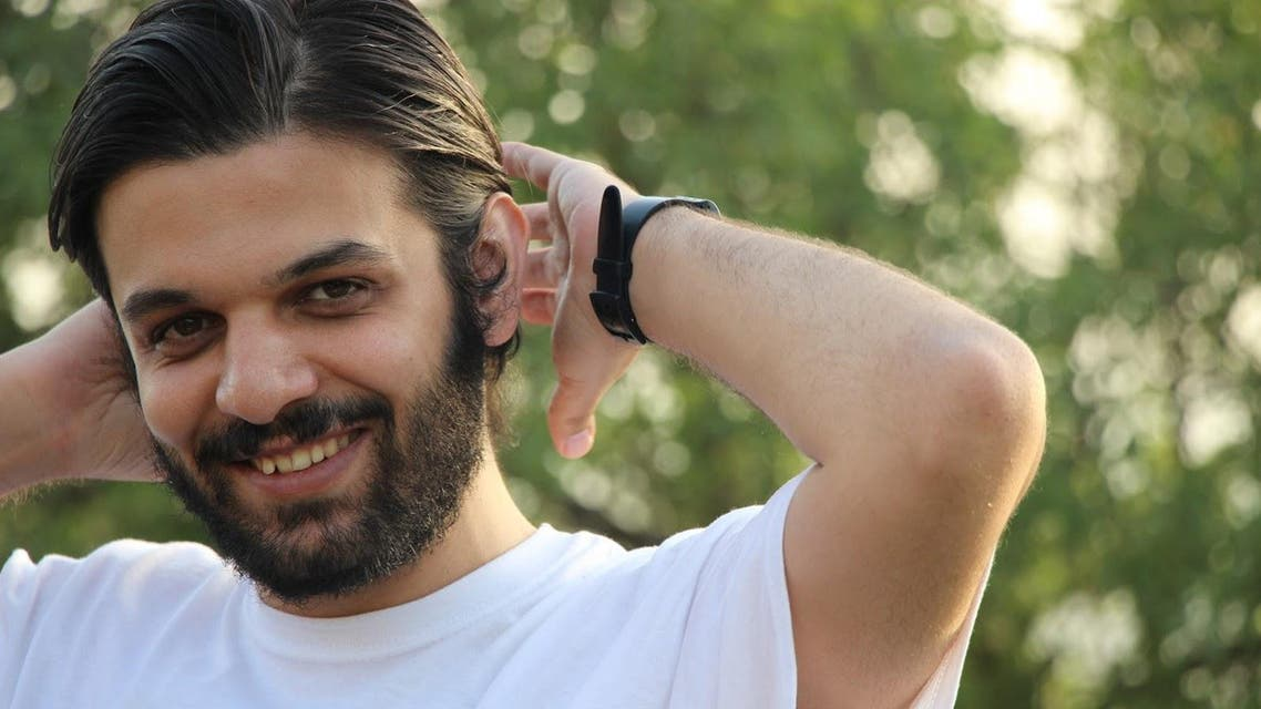 Keywan Karimi ran into trouble with Iran's Revolutionary Guards over a documentary he shot about graffiti in the capital Tehran. (AFP)