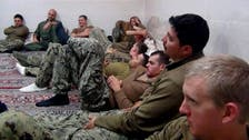 Navy officer fired over Iran's detention of 10 sailors