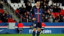'I came like a king, left like a legend': Zlatan Ibrahimovic