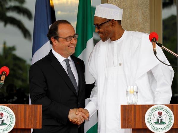 هولاند: بوكو حرام ما زالت تشكل خطرا رغم التقدم بحربها