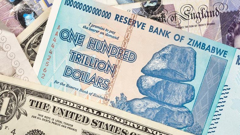 For Some Defunct Zimbabwean Trillion Dollar Notes Reap Huge Gains