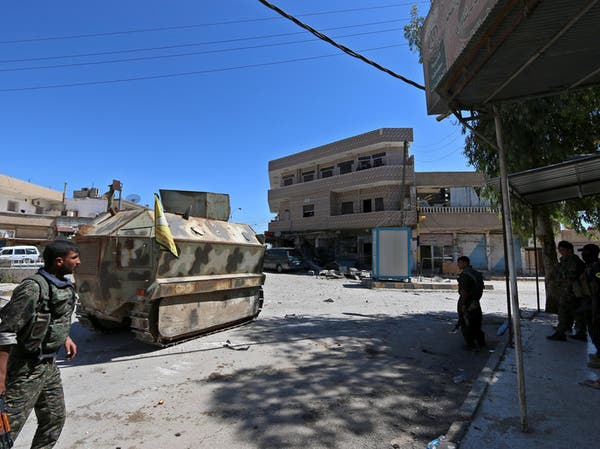"""""""الحر"""" يتوعد الأكراد: المواجهة قريبة إن لم تتركوا منبج"""