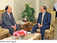 مصر.. السيسي يستقبل سكرتير عام الاتحاد الدولي للاتصالات