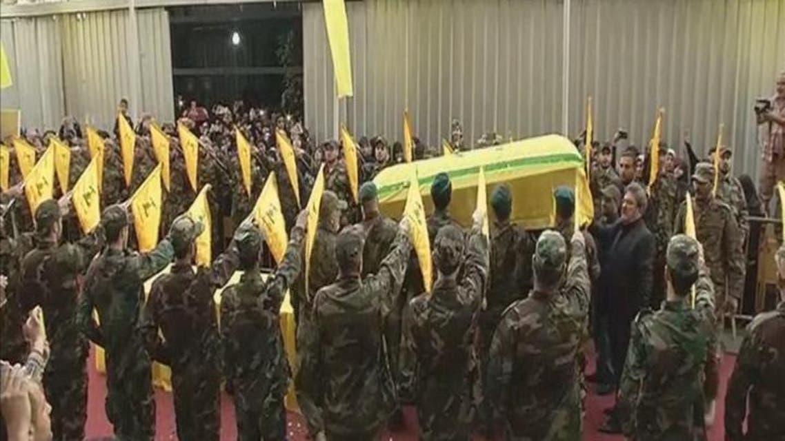 "THUMBNAIL_ حزب الله: ""جماعات مسلحة"" في سوريا قتلت مصطفى بدر الدين"