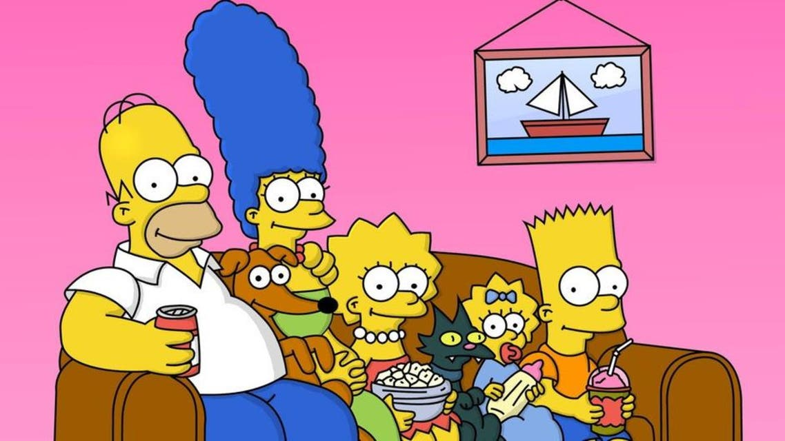 the simpsons (courtesy: the simpsons)