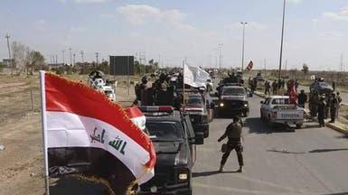 القوات العراقية تطوق الرطبة بالأنبار لاستعادتها من داعش
