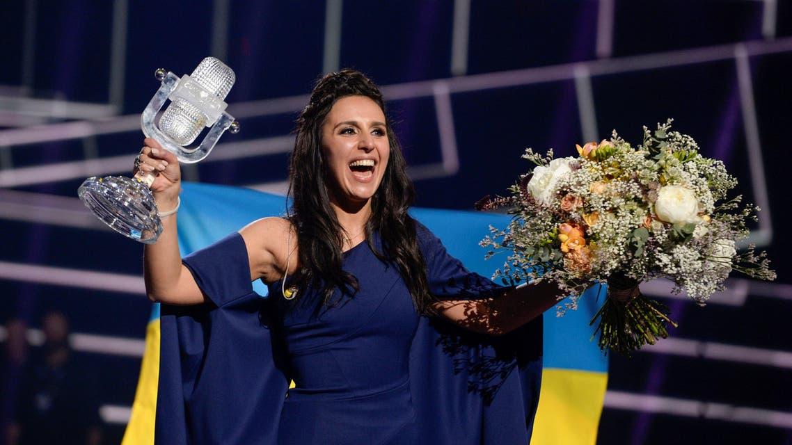 """فوز الأوكرانية التترية """"جمالا"""" بجائزة يورفيجن"""