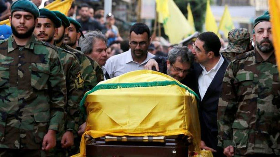 مقتل مصطفى بدر الدين- حزب الله