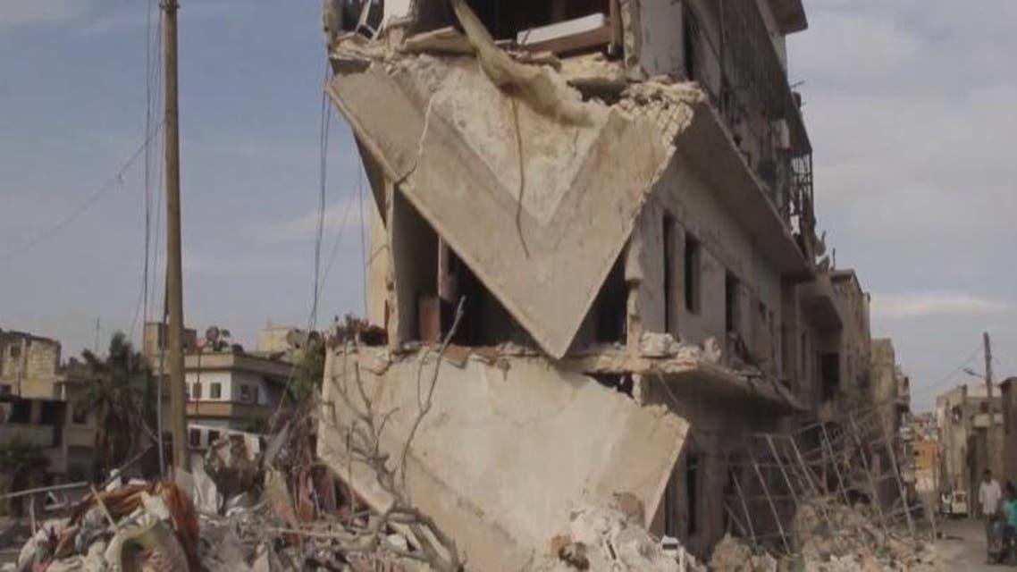 THUMBNAIL_ داعش يخسر مستشفى دير الزور