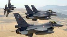 ترک طیاروں کے ترکی وعراق میں حملے،10کرد باغی ہلاک