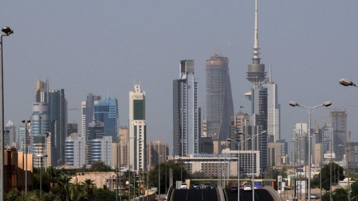 This July 19, 2009 file photo shows the Kuwait city skyline. The oil-rich, tiny country of Kuwait is still shaped by the 1991 Gulf War. Twenty-five years later, there is a freely elected parliament in place but problems persist and many fear Kuwait could be gripped by the same regional tensions at play across the greater Middle East. (AP)