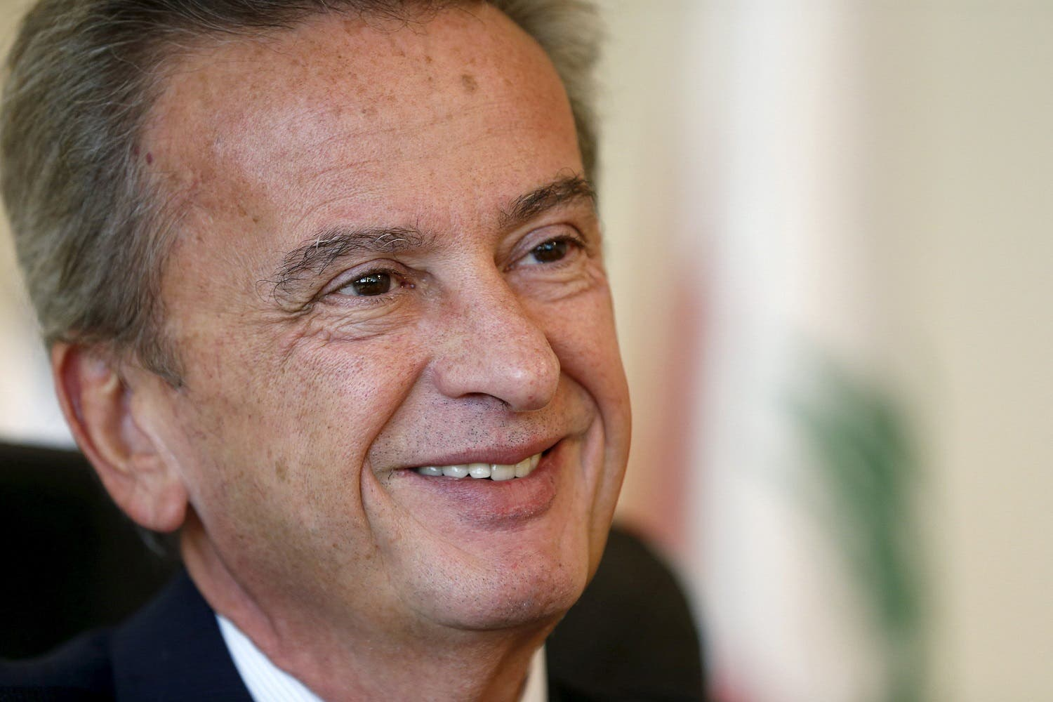Lebanon's Central Bank Governor Riad Salameh (File Photo: Reuters)