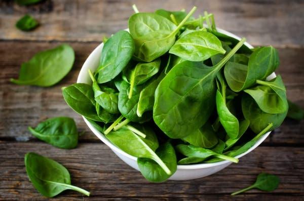 spinach shutterstock