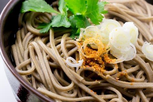 buckwheat noodles shutterstock